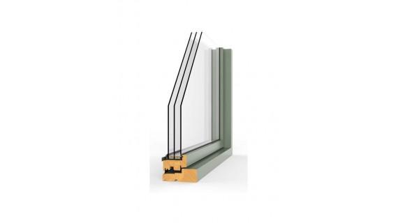 SW17 Wooden Window